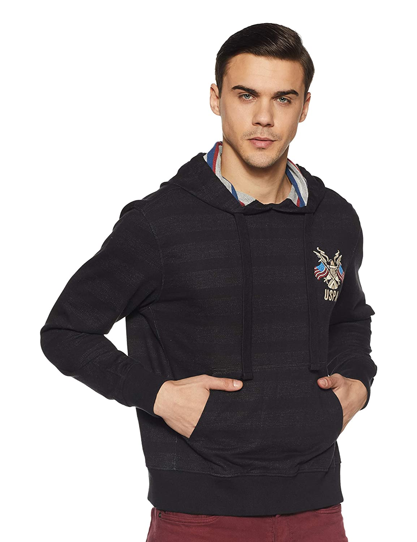 1d764998 U.S. Polo Denim Co. Men's Cotton Sweatshirt