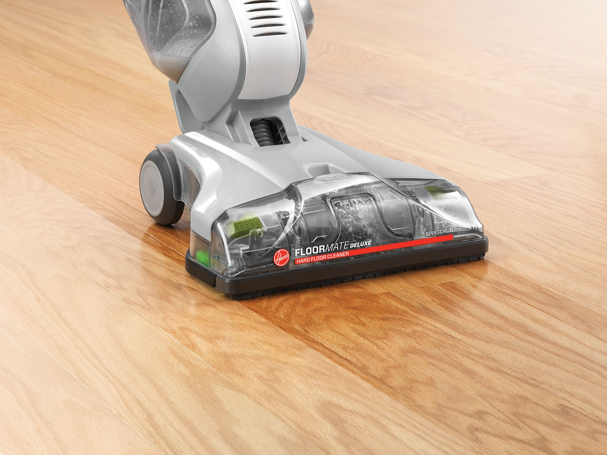 Hoover Hardwood Floor Cleaner FloorMate Deluxe Corded Bare Floor Cleaner with Foldable Handle FH40165 by HOOVER (Image #4)