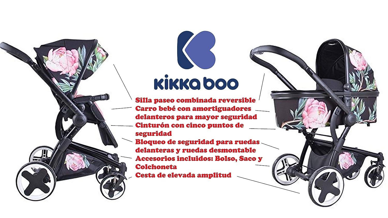 Kikka Boo, 31001020042 - Sillas de Paseo, Tender Flores ...
