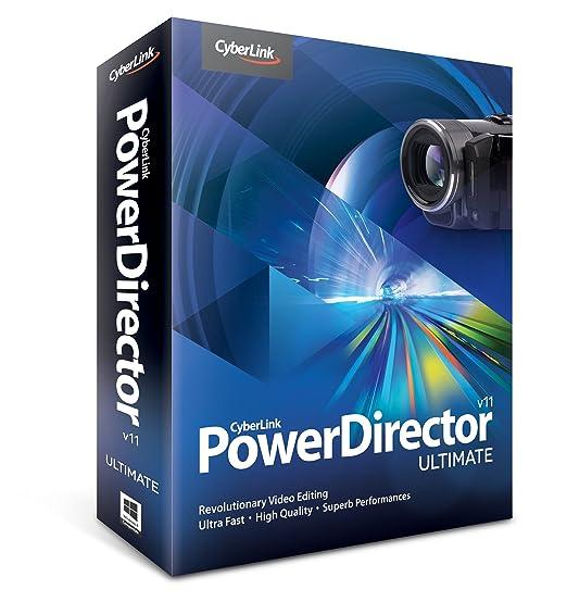 Amazon.com: Cyberlink PowerDirector 11 Ultimate: Software