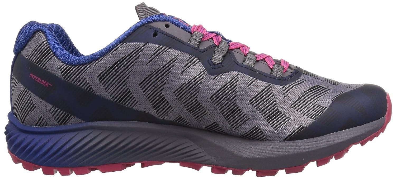 Merrell Women's Agility Synthesis Flex Sneaker B07969TZM1 5 M US|Shark