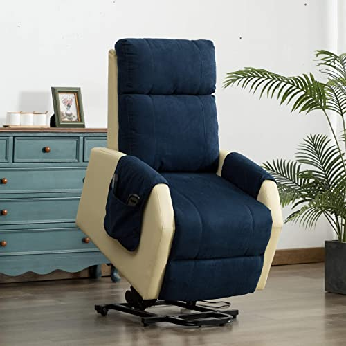 EDWELL Recliner Chair,Power Recliner Chair Power Lift Chair,Single Living Room Sofa