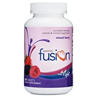 Bariatric Fusion Mixed Berry Complete Chewable Bariatric Multivitamin For Bariatric...