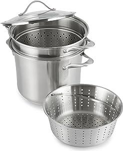 Calphalon Contemporary Stainless Steel Cookware/Multi-Pot