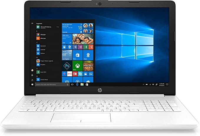 "Ordenador PORTATIL 15DA0177NS INN4000 8GB 1TB 15,6"" NO OW10H Blanco Nieve HP"