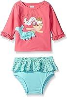 Mud Pie Baby Girls' Swimsuit Two Piece