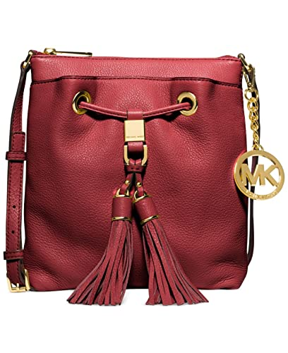 6d863f1d5e1c Image Unavailable. Image not available for. Color  MICHAEL Michael Kors  Camden Drawstring Crossbody ...