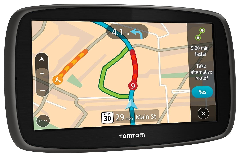Amazon.com: TomTom GO 60 Portable Vehicle GPS: Cell Phones \u0026 Accessories