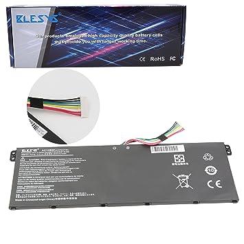 BLESYS - 15.2V 2200mAh AC14B8K Batería Compatible con Acer Aspire V3-371 E3-