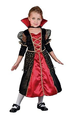 Boland Disfraces Niños de Halloween Vampire Princess Tamaño 3/4 ...