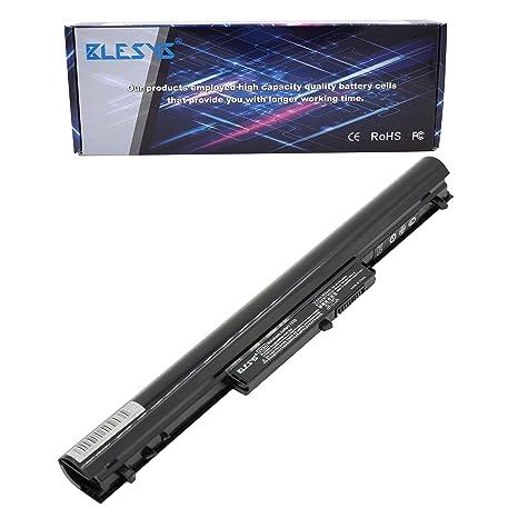 BLESYS 4Cells batería HP 695192-001 VK04 HSTNN-YB4D 694864-851 Reemplazo de