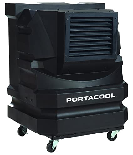 amazon com portacool pac2kcyc01 cyclone 3000 portable evaporative rh amazon com