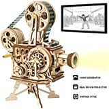 ROKR 3D Wooden Puzzle Mechanical Model Kits for