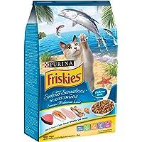 Purina Friskies Cat Food Seafood Sensations Flavour 1.2 Kg