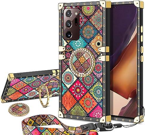 Vunake Galaxy Note 20 Ultra Hülle Glitzer Case Cover Elektronik
