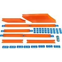Mattel - Hot Wheels - Track Builder Car & Mega Track Pack