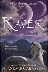 Raver: a romantic adventure fantasy (The Horsecaller Book 1)