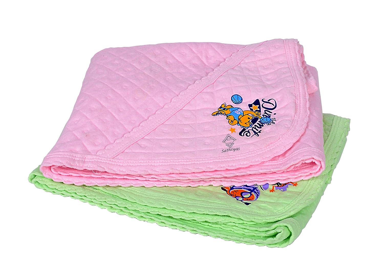 Sathiyas  Baby Hooded Towels