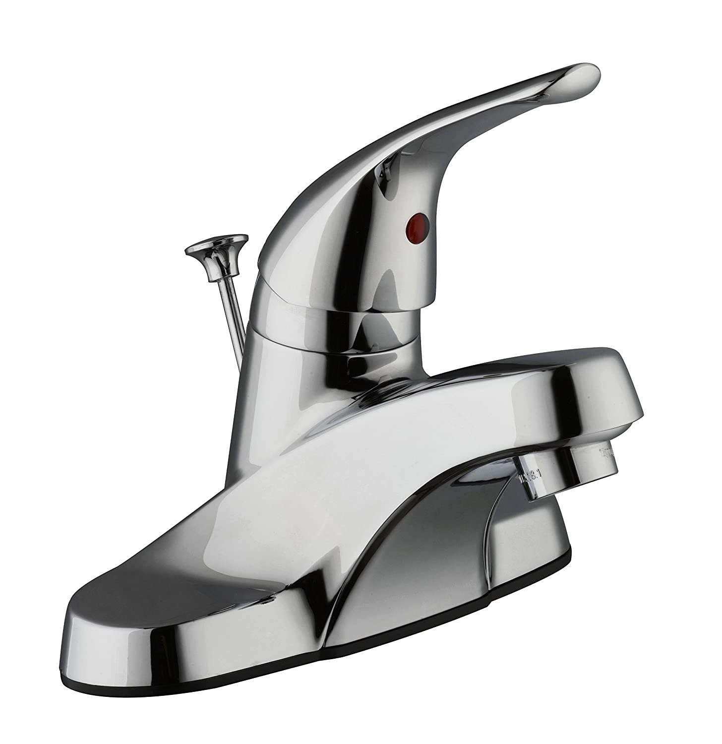 Satin Nickel Design House 545814 Single Handle 584011 Middleton Lavatory Faucet 4