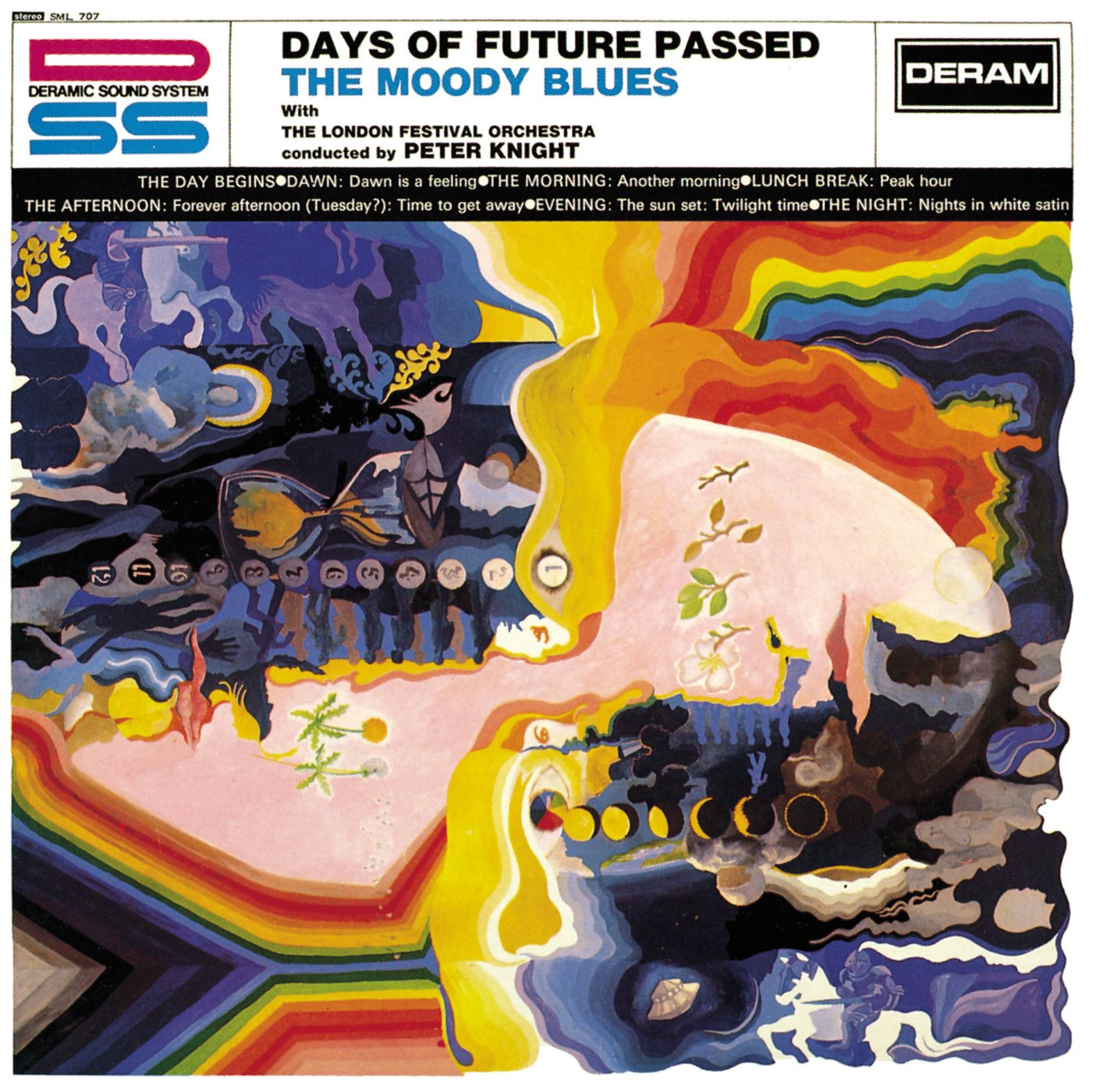 Days of Future Passed: The Moody Blues: Amazon.fr: Musique
