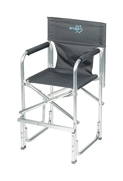 Bo Camp Bc Aluminium Stuhl Anthrazit Nicht Zutreffend