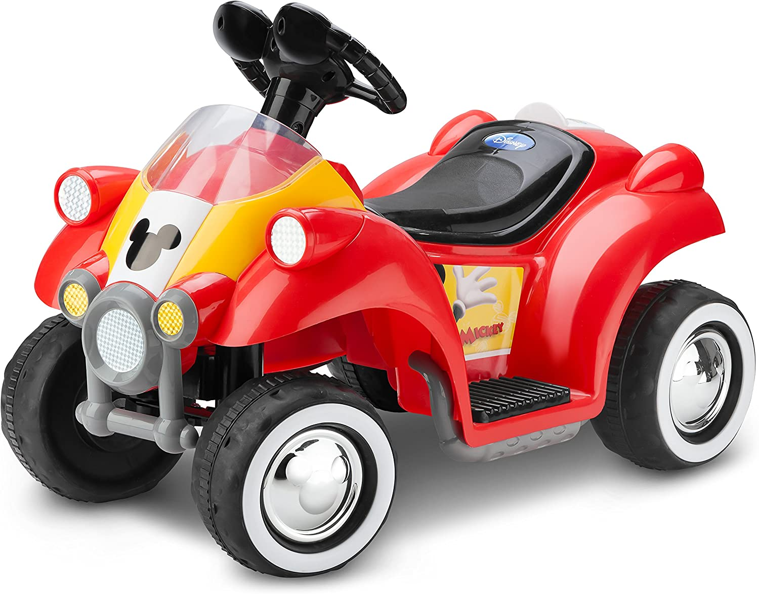 Toddler Mickey Mouse Ride On Vehicles by Kid Trax
