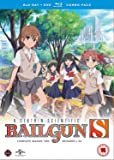 A Certain Scientific Railgun Complete Season 2 Collection (Episodes 1-24) Blu-ray/DVD Combo