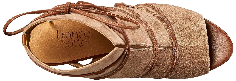 Franco Sarto Quinera Ankle Bootie B016F0BQHY 6 B(M) US|Mushroom