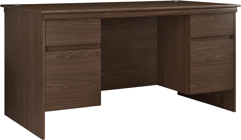 Ameriwood Home Presley Executive Desk