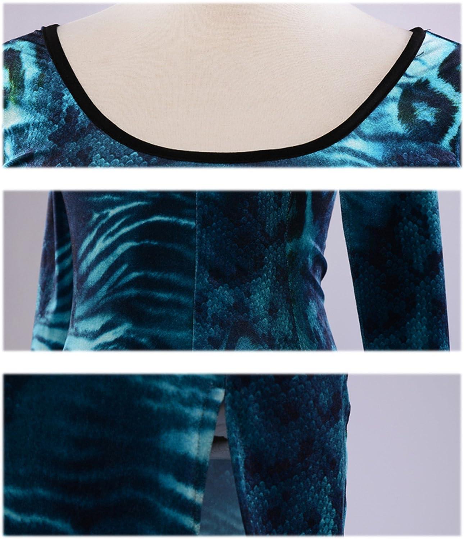 SCGGINTTANZ G3005 Latin Latein der Ball Tanz Gesellschaftstanz Gesellschaftstanz Gesellschaftstanz Professionell Samt Kleider B07DS33CT9 Bekleidung Diversifiziertes neues Design eb84cc