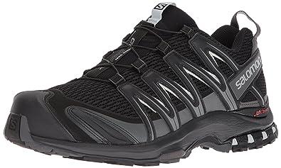 Salomon Men's XA Pro 3D Trail Running Shoes, Black, ...