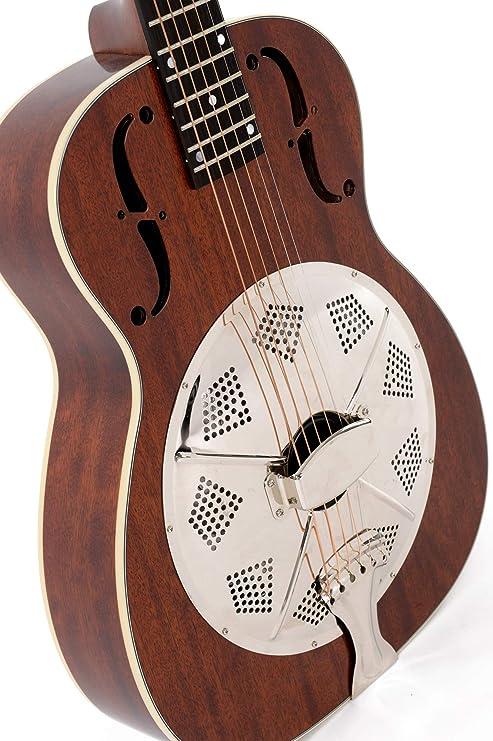 Sigma Guitars RM-140+ - Guitarra resonadora: Amazon.es ...