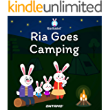 Ria Goes Camping (Ria Rabbit Book 2)