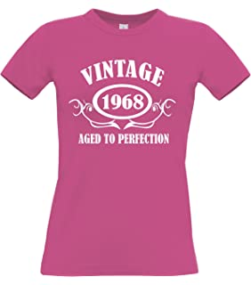 Edward Sinclair Vintage 1968 Womans Fitted T Shirt