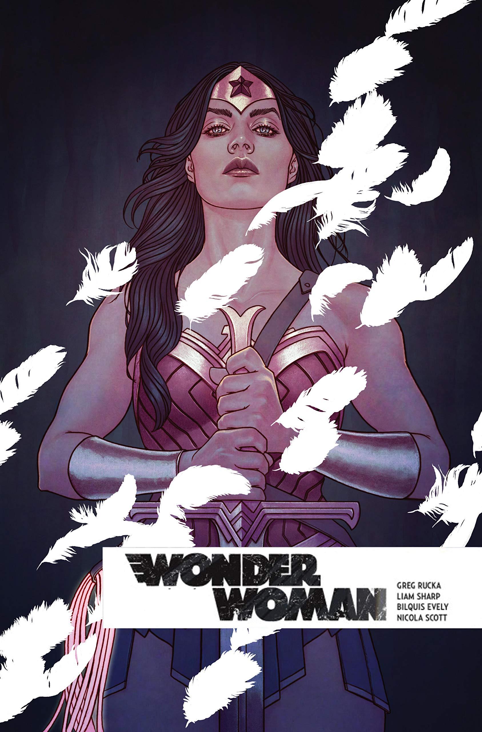 meilleurs comics wonder woman