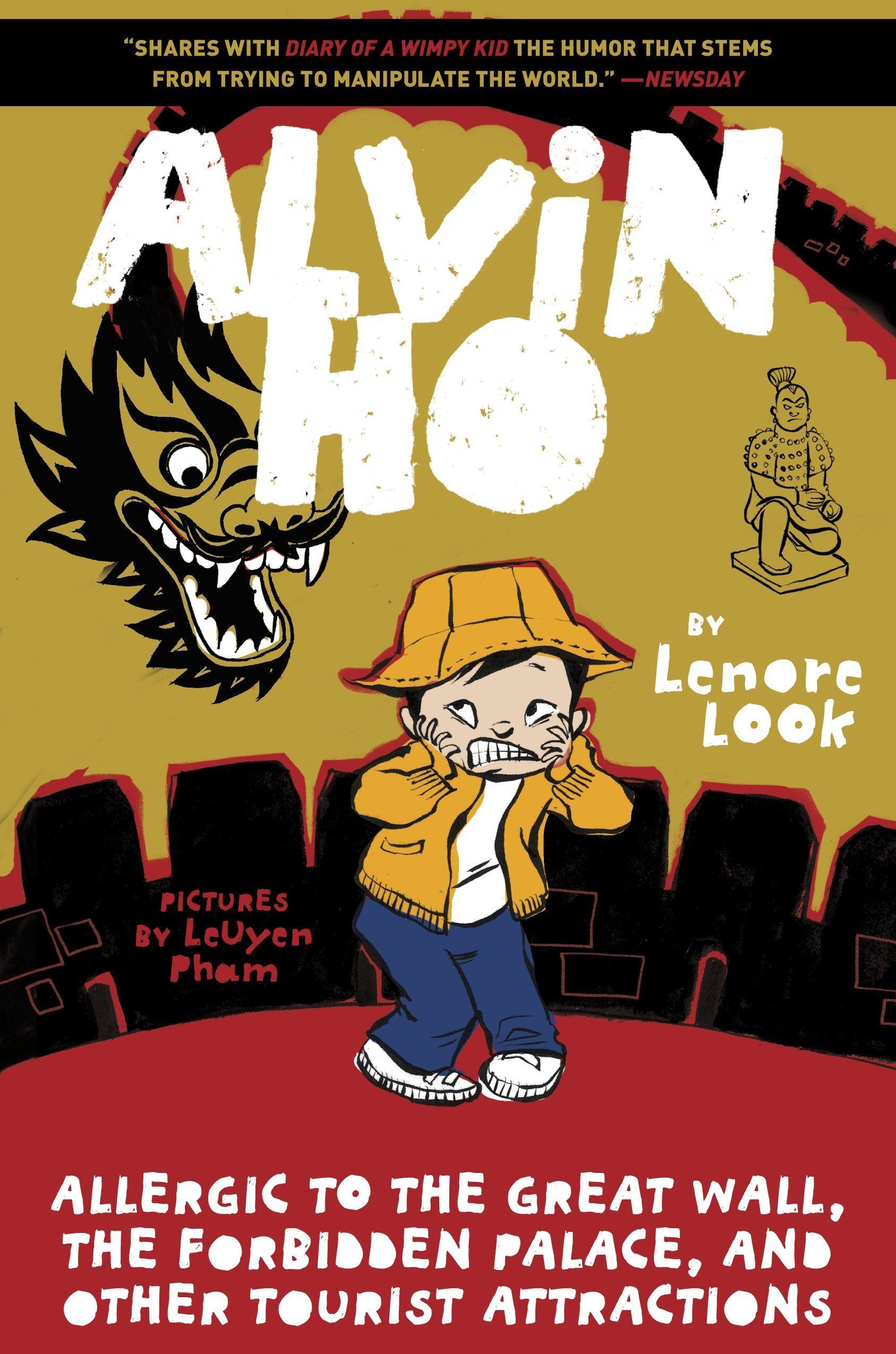 Download Alvin Ho: Allergic to the Great Wall, the Forbidden Palace, and Other Tourist Attractions PDF