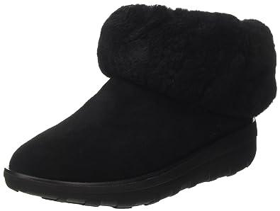Mukluk Shorty 2 Boots, Bottes Classiques Femme - Marron (Chestnut), 39FitFlop