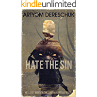 Hate the Sin: A Brutal Young Adult Horror Novel Set in Liberia book cover