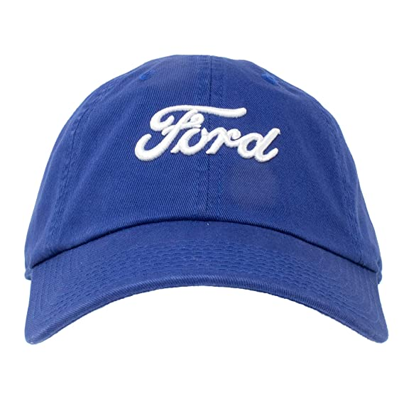 a77c27f8dfc American Needle Ballpark Ford Logo Casual Dad Hat
