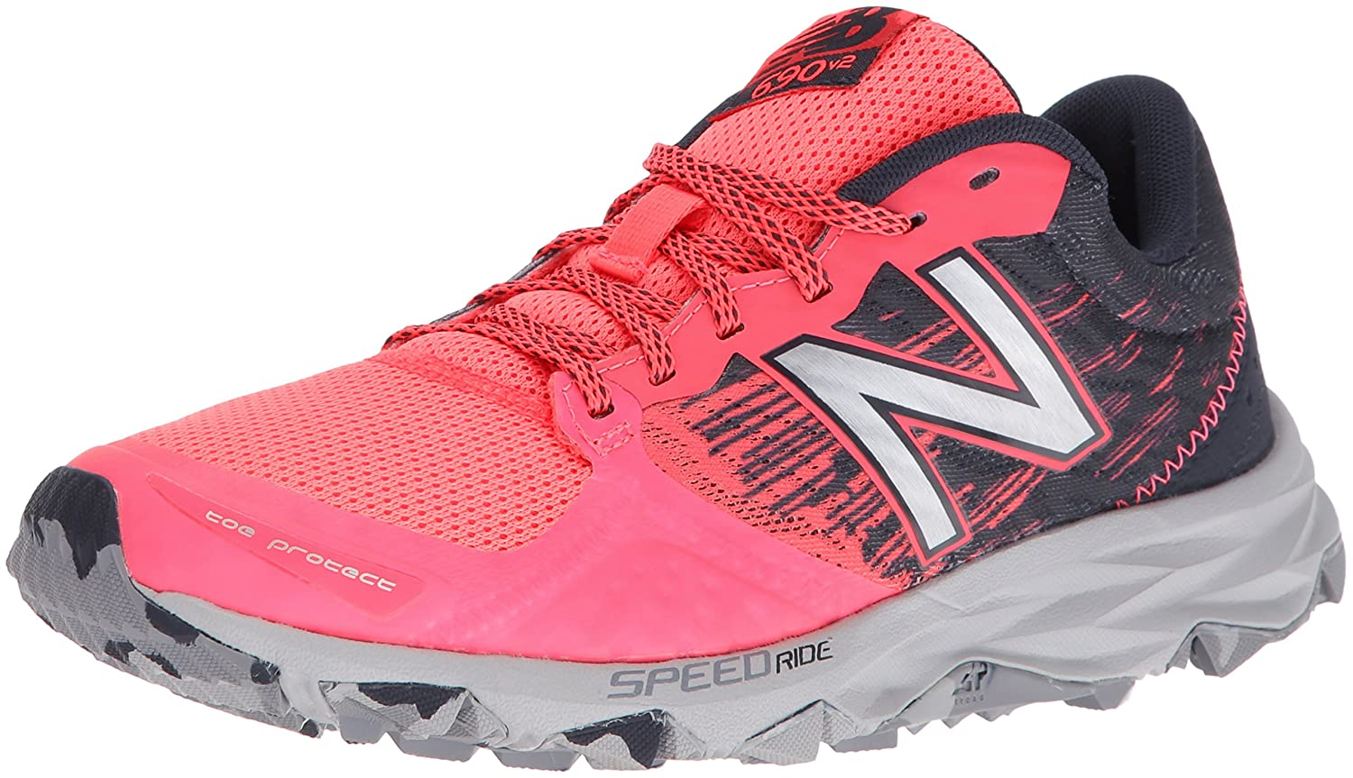 New Balance Women's 690v2 Trail Running Shoes B01CQVQM8Y 7.5 B(M) US|Pink