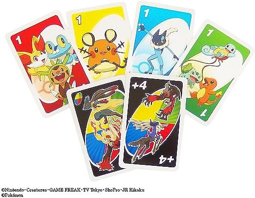 Pokemon Uno XY (CHL30): Amazon.es: Juguetes y juegos