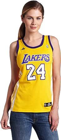 Amazon.com : NBA Women's Los Angeles Lakers Kobe Bryant Replica ...