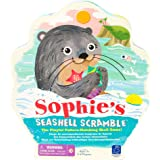 Learning Resources Sophie's Seashell Scramble Pattern Matching Game