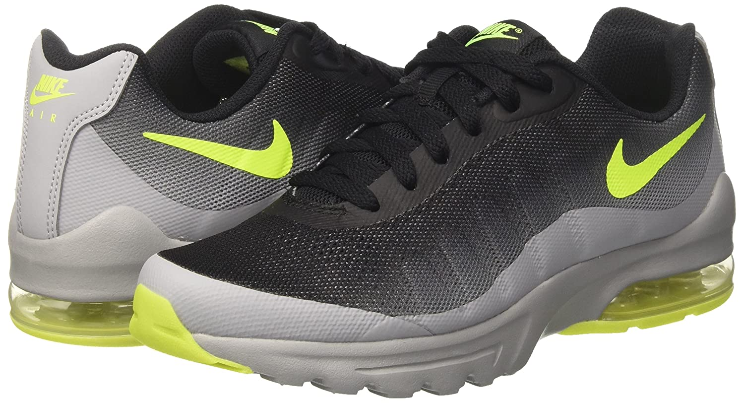 promo code 5c443 28525 Amazon.com   Nike Kid s Air Max Invigor Running Shoe   Running