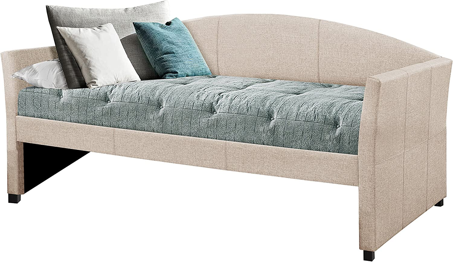 Hillsdale Furniture Westchester Daybed, Twin, Fog Fabric