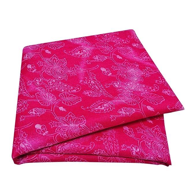 PEEGLI Indio Hoja Impresa Saree Mujeres Sarong Abrigo Abrigo Estilo Vendimia Sari: Amazon.es: Ropa y accesorios