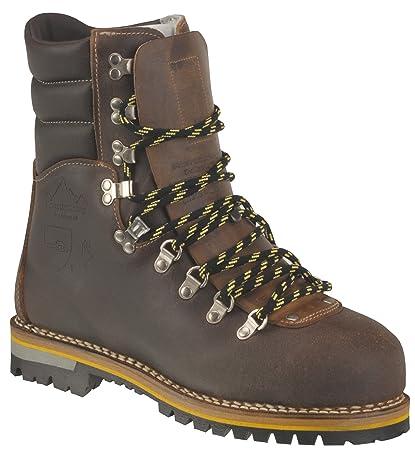 Suite forestal-botas de seguridad marrón bosque - REMISBERG - R0529, Negro