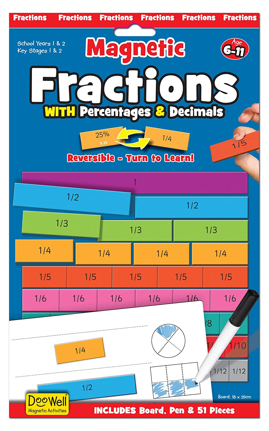 Fractions https://amzn.to/2zO5Ayh