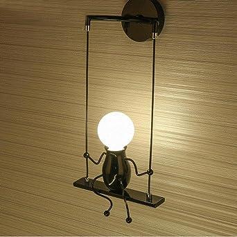Innen Kreativen Gestalten Wandleuchte Modern Wandbeleuchtung E27