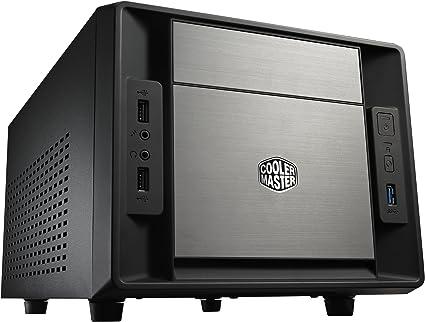 Cooler Master Elite 120 - Caja de Ordenador (Placa Base Mini-ITX ...